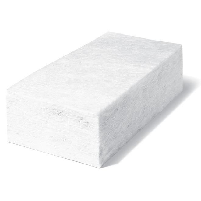 Isolant en fibre de verre Johns Manville, R40, 48 pi², 6 morceaux, murs et greniers