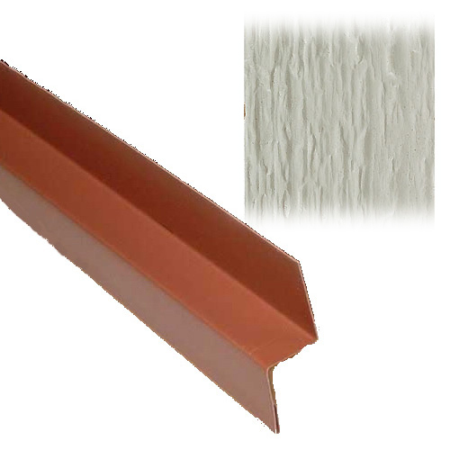 Aluminum Transition Moulding - 10' - Mist Grey