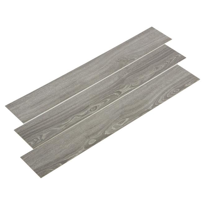 Plancher de vinyle Easystreet, 2 mm, 22,49 pi², 6/boite