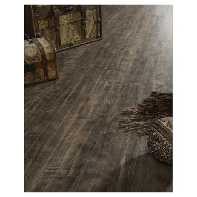 Lamelles en vinyle pour plancher Faeroe, 6 mm, 15,11 pi²