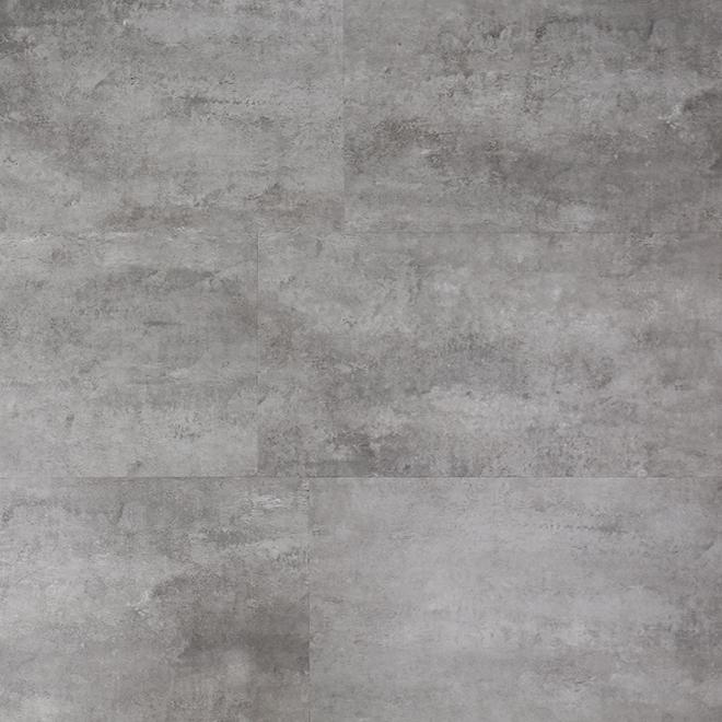 Easy Street Vinyl Floor Tiles - Hilo -23.25 sq. ft. -10/Box