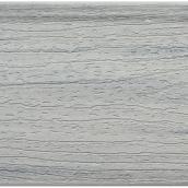 Trex Enhance Naturals Decking Fascia - Composite - 1-in x 8-in x 12-ft - Foggy Wharf