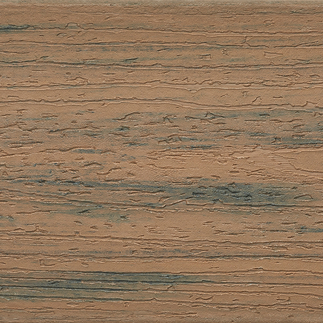 Trex Enhance Naturals Decking Fascia - Composite - 1-in x 8-in x 12-ft - Toasted Sand
