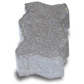 Pavé Uni-Stone, béton, gris