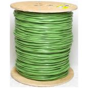 Speaker Wire - Copper/PVC - 300 m - Gauge 12 - Green