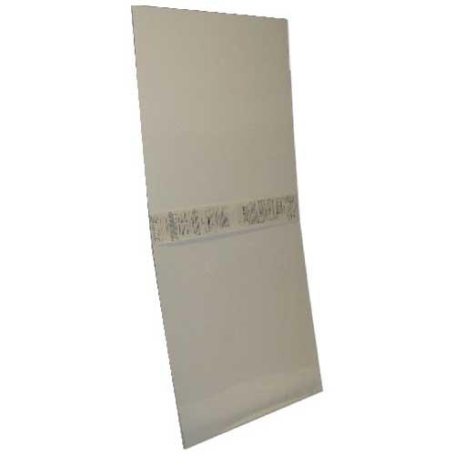 """""""Acrylite(R) FF"""" Acrylic Sheet- 24"""" x 36"""" x 4.5 mm"""
