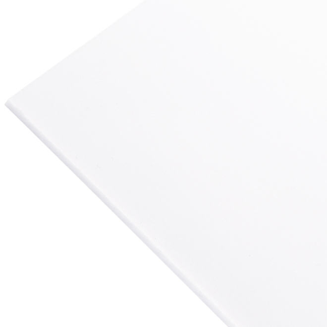 "3 mm Acrylic Panel - 18"" x 36"" - White"