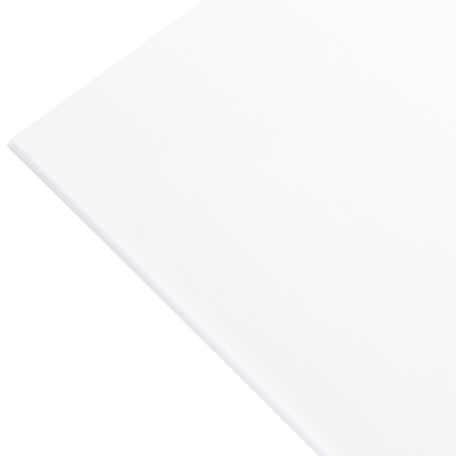 "3 mm Acrylic Panel - 18"" x 24"" - White"