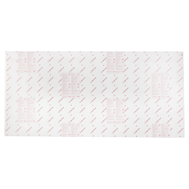 """Polycarbonate Panel - 3 mm - 48"""" x 96"""" - Clear"""