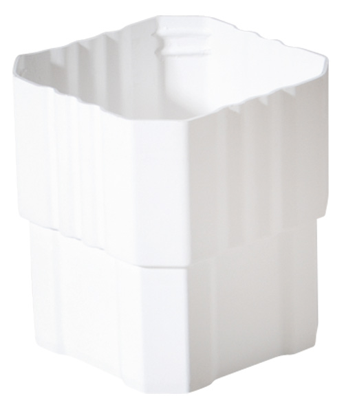 Plastmo Square Downspout Connector K21022 Rona