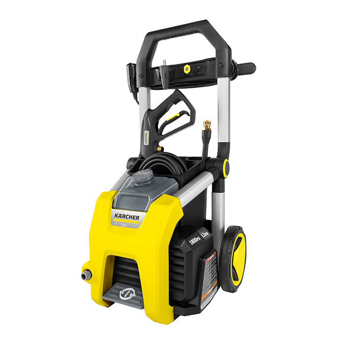 K1800 Electric Pressure Washer - 1800 PSI - 1.2 GPM
