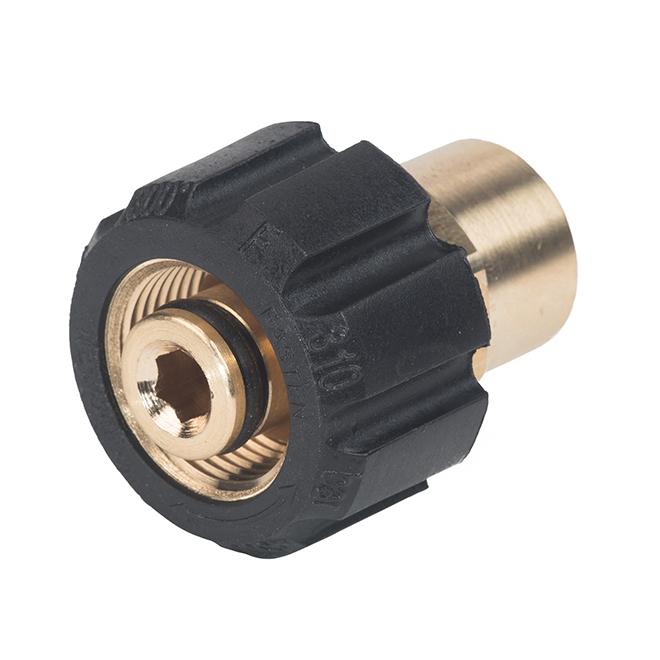 Karcher Fitting Swivel pressure washer - 1/4'' - Brass