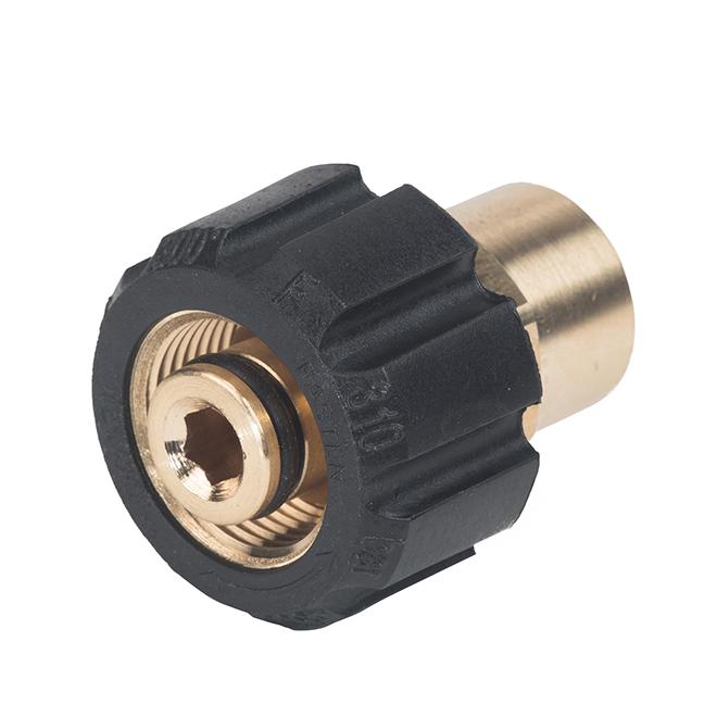 Karcher Pressure Washer Swivel Attachment - Brass - 3/8-in - Female