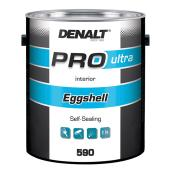 Interior Acrylic Paint - Eggshell - 3.78 L - White