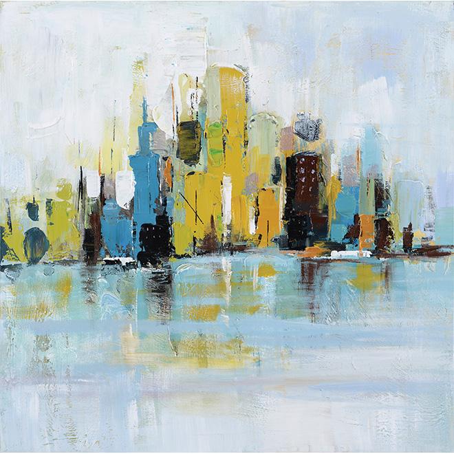 "Decorative Canvas - 12"" x 12"""