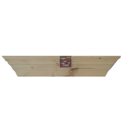 "Shelf - ""Mantle"" Pine Shelf"