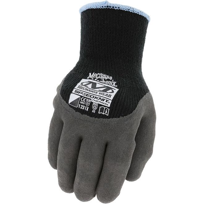 Gant thermal, Mechanix Wear, très grand, noir