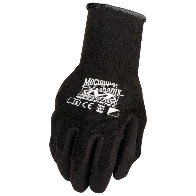 Gant multi-usages Mechanix Wear pour hommes, grand-très grand, noir