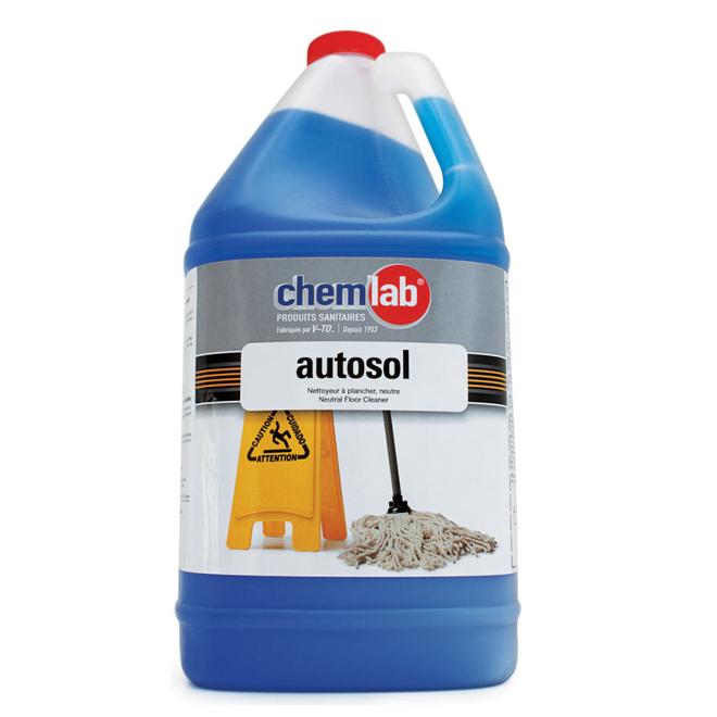 Nettoyant pour plancher «Autosol»