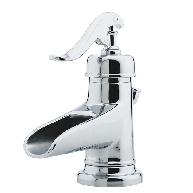 Price Pfister Ashfield Bathroom Faucet F042 Yp0c Rona