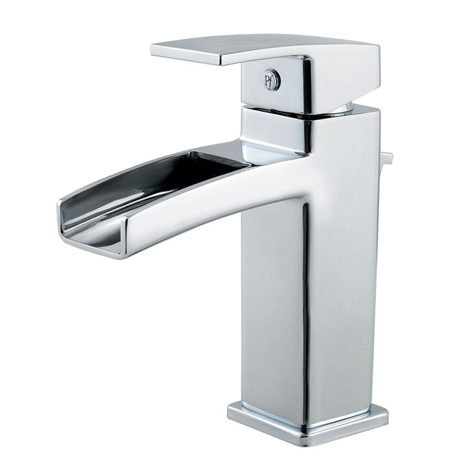 Price Pfister Kamato Lavatory Faucet Polished Chrome F042 Mdoc