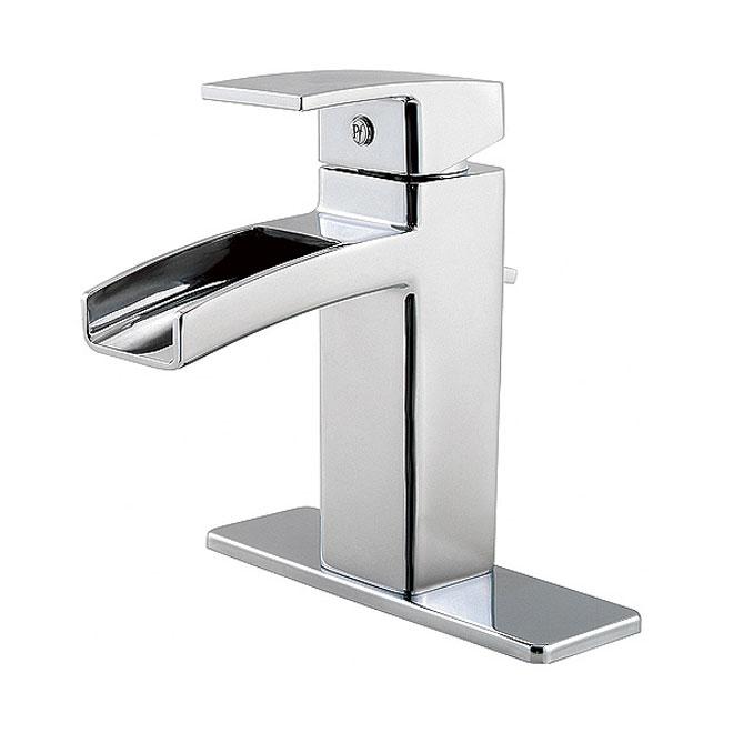 """""""Kamato"""" Lavatory Faucet - Polished Chrome"""