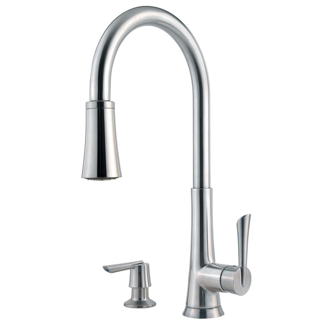 Price Pfister Mystique Kitchen Faucet F 529 7mds Rona