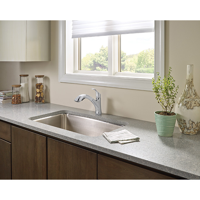 """Corvo"" 1-Handle Kitchen Faucet"