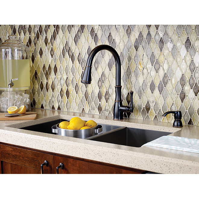 """Faucet - """"Wheaton"""" Pull-Down Kitchen Faucet"""