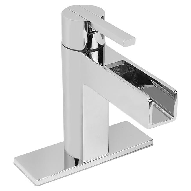 Pfister Vega Bathroom Faucet -1 Handle - 4 - Chrome LF042VGCC
