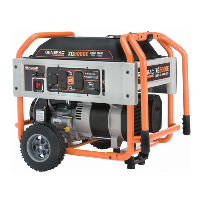 XG Series 8000 W Portable Generator