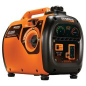 Portable Gas Inverter Generator - 80 CC - 1.06 Gal