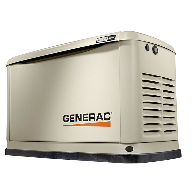 Generac Generator Guardian - 20/18 kW - 120/240 V Single-Phase