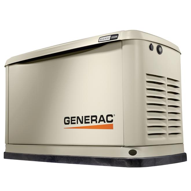 Generac Standby Generator Guardian - 22/19.5 kW - Wi-Fi