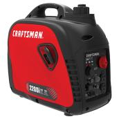 Craftsman Gas Generator - 2200 W Inverter - USB Port
