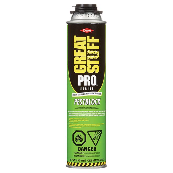 "Sealant - ""Great Stuff Pro"" Expanding Foam Sealant - 20 oz"