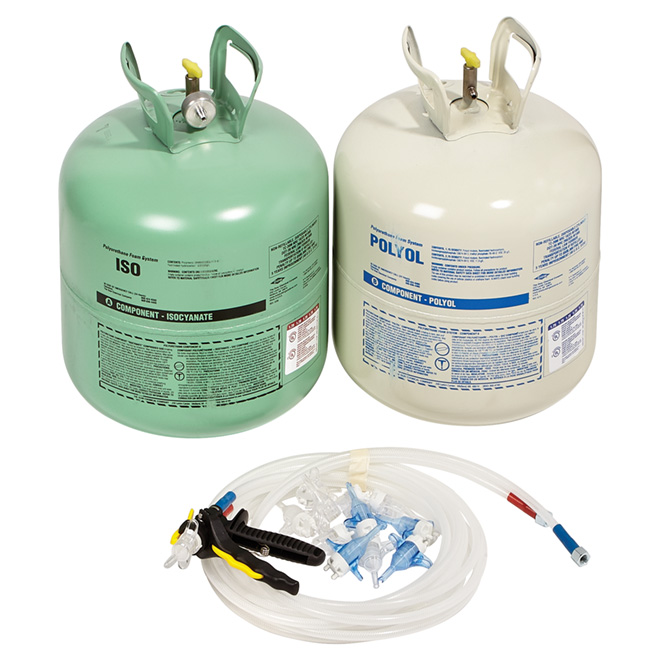 Dow Chemical - Sealant Foam Spray - 2Bx