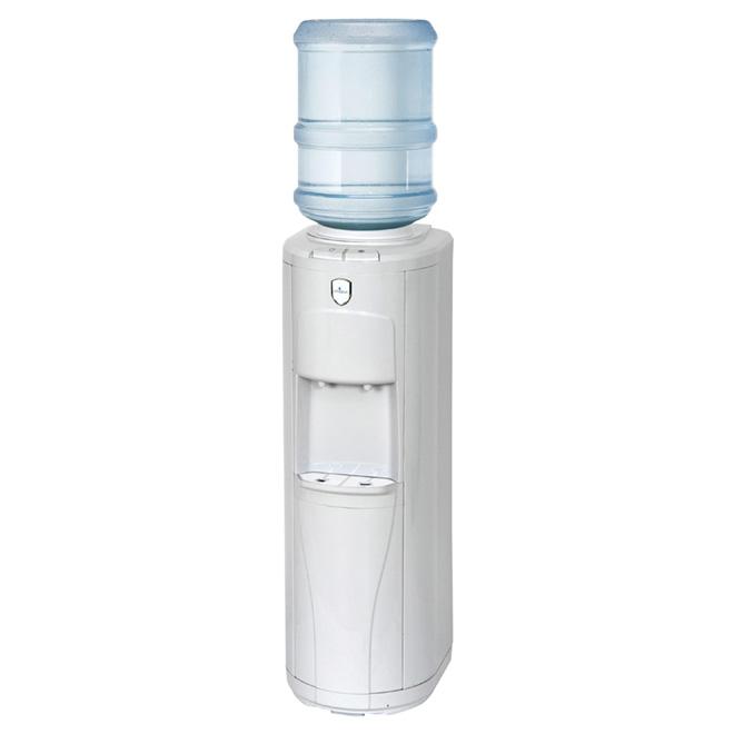 Water Dispenser - 3 or 5 Gallon - White