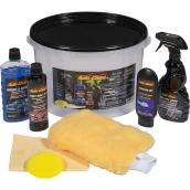 Bucket Cleaner Kit - 8 Components