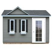 Riopel Shed - Mauricie (Dormer) - 10' x 10'