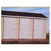 Riopel Shed - Indispensable - 8' x 24'
