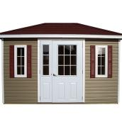Riopel Shed - 4 Versants - 8' x 10'