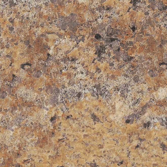 """Moulded Counter 2300, Butterum Granite, 25"""" x 6'"""