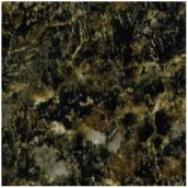 Comptoir moulé Geneva, Labrador Granite, 25,5