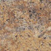 "Comptoir moulé 2300, Butterum Granite, 25"" x 4'"