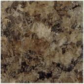 Bordure en stratifié précollé « Jamocha Granite »