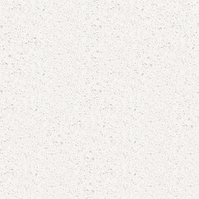 Comptoir stratifié, 1,25'' x 25,5'' x 4', neige Arctique