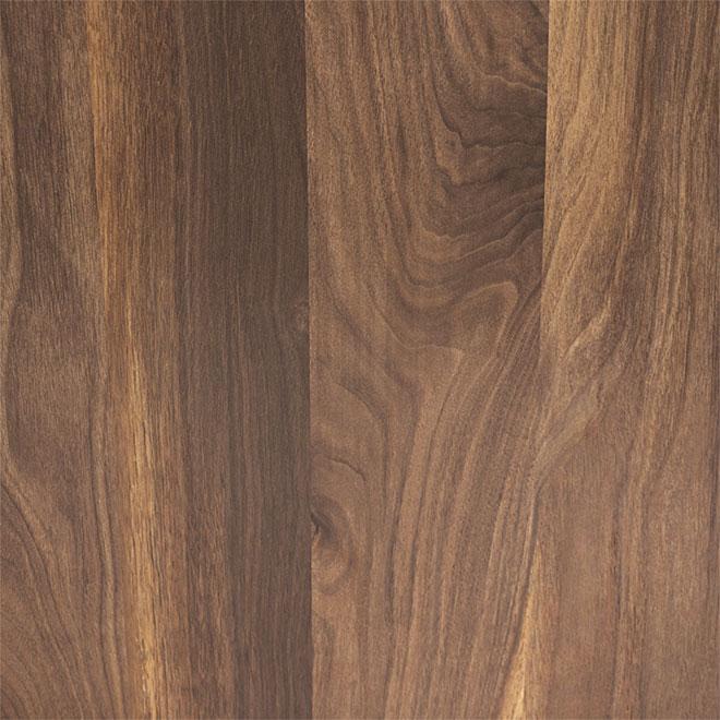 Laminate Countertop - 1.25-in x 25.5-in x 12-ft - Walnut