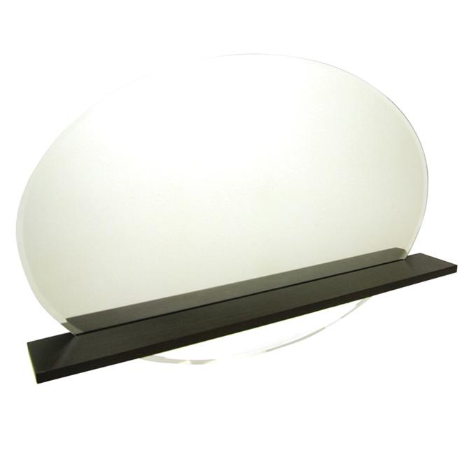 Columbia Miroir Ovale Avec Tablette Ahmell30es Rona