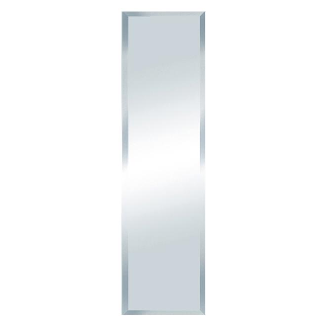 Columbia Bevel Mirror - 16-in x 58-in